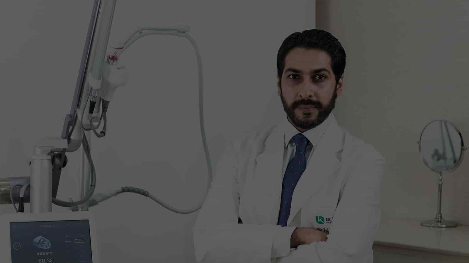 Dr. Rajat Kandhari - Skin specialist in Delhi