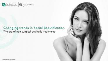 Changing Trends In Facial Beautification – The Era Of Non Surgical Aesthetic Treatments