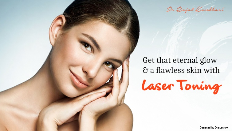 Get That Eternal Glow & A Flawless Skin With Laser Toning