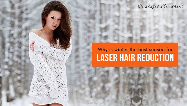 Why Is Winter The Best Season For Laser Hair Reduction