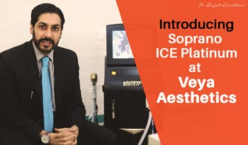 Introducing Soprano ICE Platinum at Veya Aesthetics!