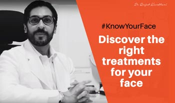 Know Your Face Discover Right Treatments for your Face Dr Rajat Kandhari